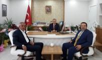 MUSTAFA AKıN - AK Parti İl Başkanı Yumak Açıklaması 'Kaymakamımız Akın, Çok Başarılı Projelere İmzasını Atacaktır'