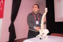 OMURGA - Alanya'da Omurga Sağlığı Taramaları Devam Ediyor