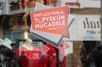 CAMP DAVİD - Alman Giyim Markalarından Enflasyonla Mücadeleye Destek