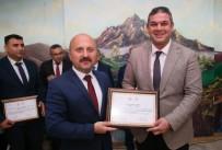 BESLENME DOSTU - Amasya'da 150 Okula Beyaz Bayrak