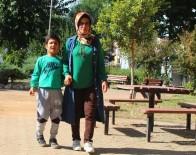 SERVİS ARACI - Antalya'da Servis Şoföründen Otizmli Çocuk Ve Annesine Darp İddiası