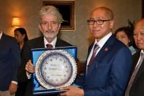 BÜYÜKELÇİLER - Asyalı Büyükelçilerden Başkan Tuna'ya Ziyaret