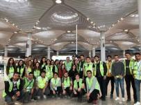 APRON - AÜ Öğrencilerinden Yeni Havalimanına Tam Not