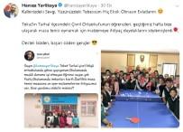 Bakan Yardımcısı Yerlikaya, Öğretmenin Mesajına Duyarsız Kalmadı