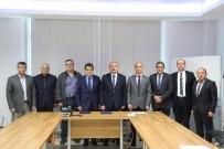 SÜLEYMAN ÖZDEMIR - Bandırma OSB'ye Teknik MYO İçin İmzalar Atıldı