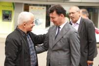 ÜLKÜ OCAKLARı - Başkan Akın Seçim Çalışmalarını İncirliova'da Sürdürdü