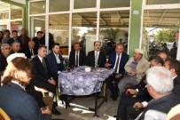 BÜYÜKŞEHİR YASASI - Başkan Altay, Ahırlı Ve Yalıhüyük'te Vatandaşlarla Buluştu