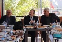 Başkan Taşkın Gazetecilerle Bir Araya Geldi