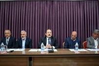 ONARIM ÇALIŞMASI - Bayburt'ta KÖYDES Dönem Sonu Toplantısı