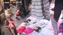 GENÇ KADIN - Bebek Arabasından 100 Bin Liralık Hırsızlık