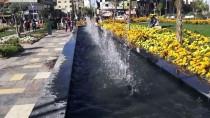 Belediye Batman'ı 'Su Fıskiyeleri' İle Süsledi