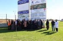 KENT ORMANI - Belediye Tesislerine Vatandaşların Ziyareti Sürüyor