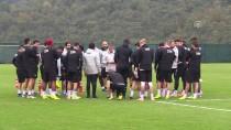ATİBA HUTCHİNSON - Beşiktaş'ta Medipol Başakşehir Maçı Hazırlıkları