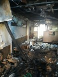 Bingöl'de Kahvehane Yangını