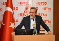 İBRAHIM BURKAY - Burkay Açıklaması 'Piyasaların Moral Ve Motivasyona İhtiyacı Var'