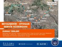ŞEHİRLERARASI OTOBÜS - Büyükşehir'den Önemli Bir Hizmet Daha