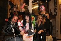 CAMP DAVİD - Cadılar Bayramı İçin Özel Organizasyon