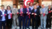 ÇANAKKALE SAVAŞı - 'Çanakkale'den Kurtuluş'a, Kurtuluş'tan Cumhuriyete Atatürk' Sergisi Açıldı