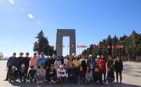 SEYİT ONBAŞI - Çorum Polisinden Çocuklara Çanakkale Gezisi