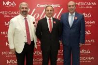 TAŞKıRAN - Cumhuriyetin 95'İnci Yılında MBA Okulları Hem Bayramı Hem De Okul Açılışını Kutladı