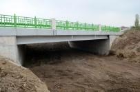 Demirtaş İle Avdancık Köprüyle Birbirine Bağlandı