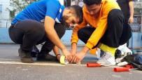 Dicle Üniversitesi BESYO Öğrencilerinden Örnek Davranış