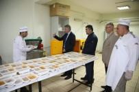 Elazığ Belediyesinden 'Bereket Sofrası' İle Sıcak Aş