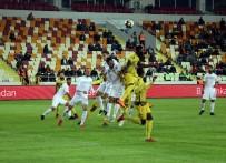 DUMLU - Evkur Yeni Malatyaspor Tur Atladı