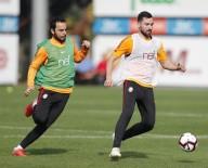 METİN OKTAY - Galatasaray'da Derbi Hazırlıkları Sürüyor