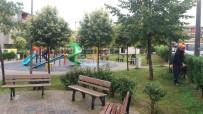 GEBZE BELEDİYESİ - Gebze Belediyesi Parkları Temizliyor