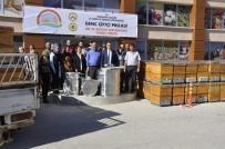 BAL ÜRETİMİ - Genç Çiftçiler Bal Üretimine Katkı Sağlayacak