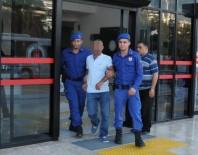 BALIKÇI TEKNESİ - Göçmen Kaçakçısı Tekne Sahibi Alanya'da Yakalandı