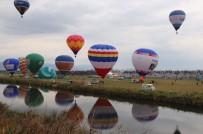 SICAK HAVA BALONU - Gökyüzünde Renk Cümbüşü