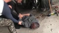 LÜKS OTOMOBİL - İstanbul'da Lüks Otomobil Hırsızı Araçları Parçalarken Yakalandı