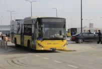 İstanbul Havalimanı'na Toplu Ulaşım Seferleri Başladı
