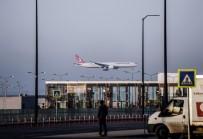 İLKER AYCI - İstanbul Havalimanı'nda İlk Sefer Yapılıyor