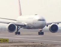 ESENBOĞA HAVALIMANı - İstanbul Havalimanı'ndan ilk sefer yapıldı