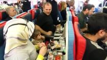 ESENBOĞA HAVALIMANı - İstanbul Havalimanı'ndan İlk Tarifeli Sefer