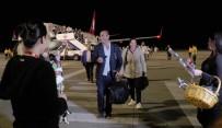 KUZEY KIBRIS - İstanbul Havalimanı'ndan Kalkan İlk Yurtdışı Seferi Tamamlandı
