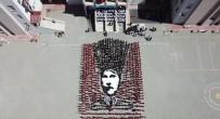Kars'ta İlkokul Öğrencilerinden Atatürk Koreografisi