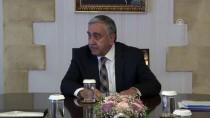 MUSTAFA AKINCI - KKTC Cumhurbaşkanı Akıncı, BM Temsilcisi Lute İle Görüştü