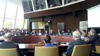 MAHMUT KAÇAR - Konya Büyükşehir Belediyesine Fransa'dan 'İdeal Kent' Ödülü