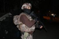 ÖZEL TİM - Mega Kentte Hava Destekli Narkotik Operasyonu