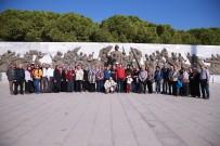Merkezefendi'de 21 Bin Kişi 'Tarihe Yolculuk' Yaptı