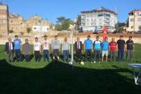 CENTİLMENLİK - Oğuzeli'nde Kurumlar Arasındaki Voleybol Turnuvası Başladı