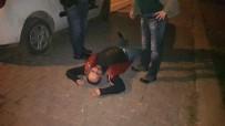 Polisin Alkollü Adamla İmtihanı