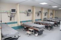SB-ODÜ Eğitim Ve Araştırma Hastanesi Acil Servisi Yenilendi