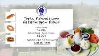 TÜRK KAHVESI - Şehir Parkı'nda Kahvaltı Keyfi Başladı