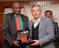 İBRAHIM AYDEMIR - Sudanlı Zenci Musa Ankara'da Anıldı