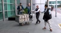 KURUYEMİŞ - Suudi Savcıdan Önce Kuruyemişleri Geldi